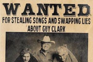 Guy Clark Tribute Show featuring Shawn Camp & Verlon Thompson