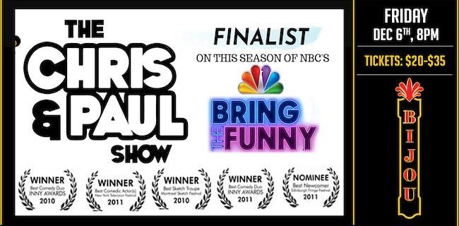 The Chris & Paul Show