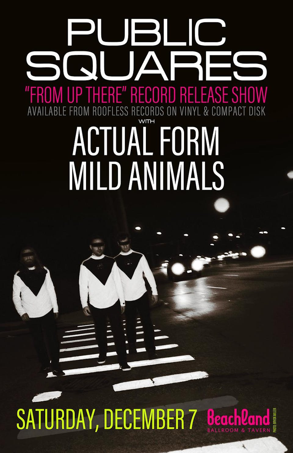 Public Squares • Actual Form • Mild Animals