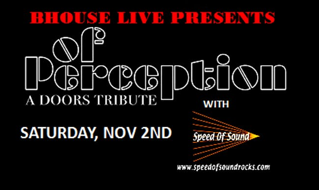 Of Perception - Doors Tribute