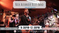 Nick Alexander Blues Band