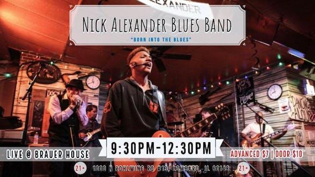 Nick Alexander Blues Band