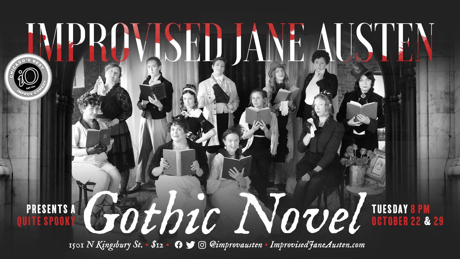 Improvised Jane Austen