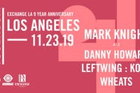 Toolroom Los Angeles ft. Mark Knight