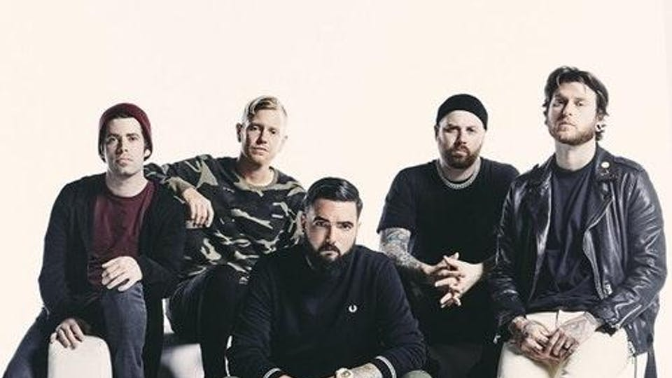 A Day To Remember – The Degenerates Tour