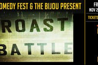 CT Comedy Fest's - Roast Battle
