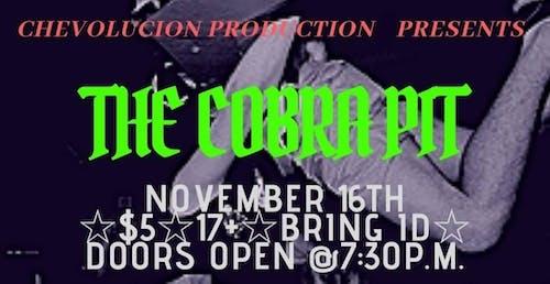 The Cobra Pit!