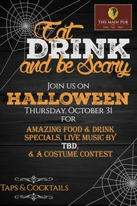 Halloween Costume Party with DJ