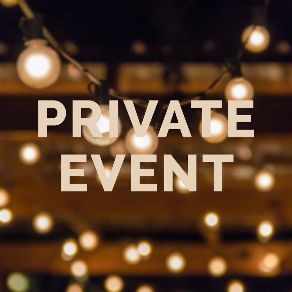 Private Event