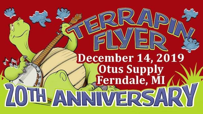 Terrapin Flyer 20th Anniversary Tour