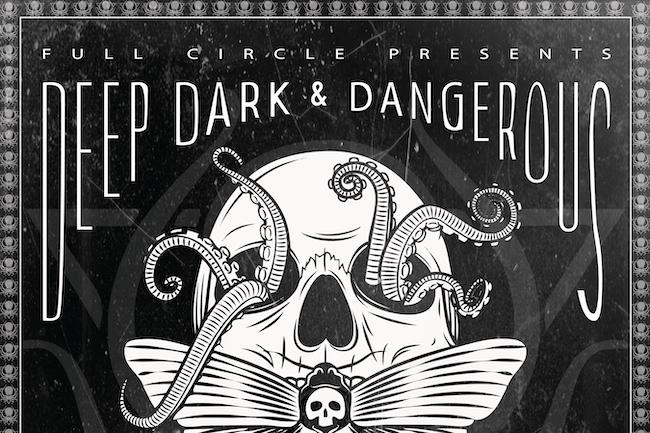 Deep Dark & Dangerous Ft. Truth, Khiva & Rez
