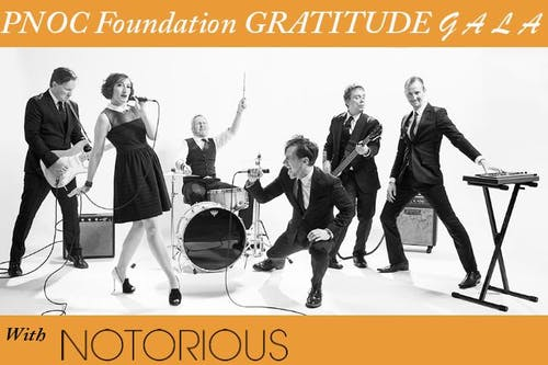 GRATITUDE GALA with Notorious