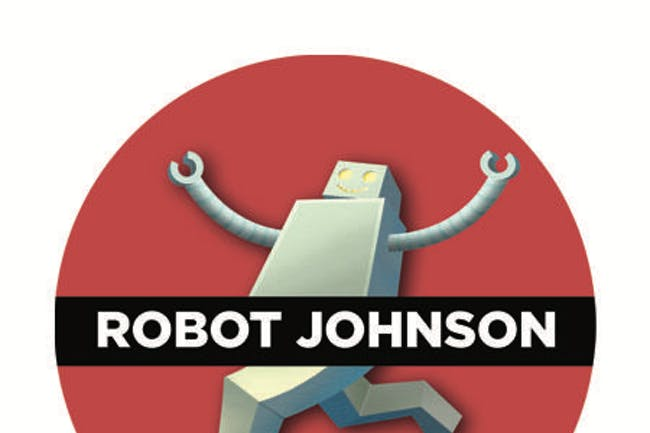 Robot Johnson Sketch Comedy 12th Anniversary! SOLD OUT!