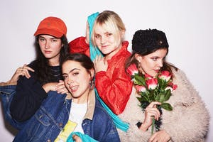 Hinds with Bodega