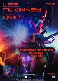 Lee McKinnley - Infinite Mind Tour