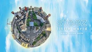 Steez 'little world' Album Release Christmas Party