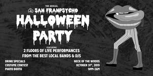 The Annual San Franpsycho Halloween Party