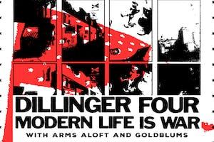 Dillinger Four & Modern Life Is War
