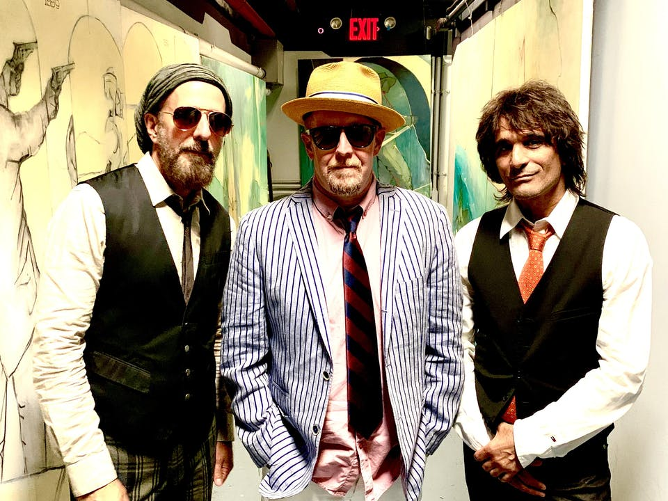 Early Elton Trio