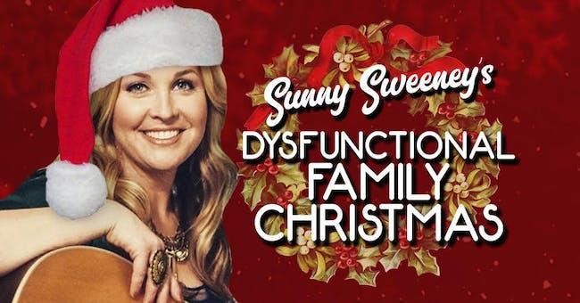 Sunny Sweeney Dysfunctional Family Christmas Show