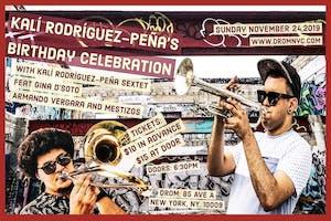 Kalí Rodríguez-Peña Birthday Celebration
