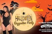 Halloween Reggaeton Party