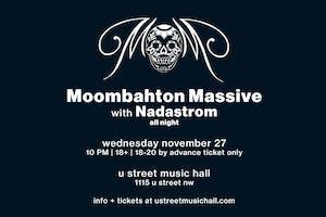 Moombahton Massive Thanksgiving Eve