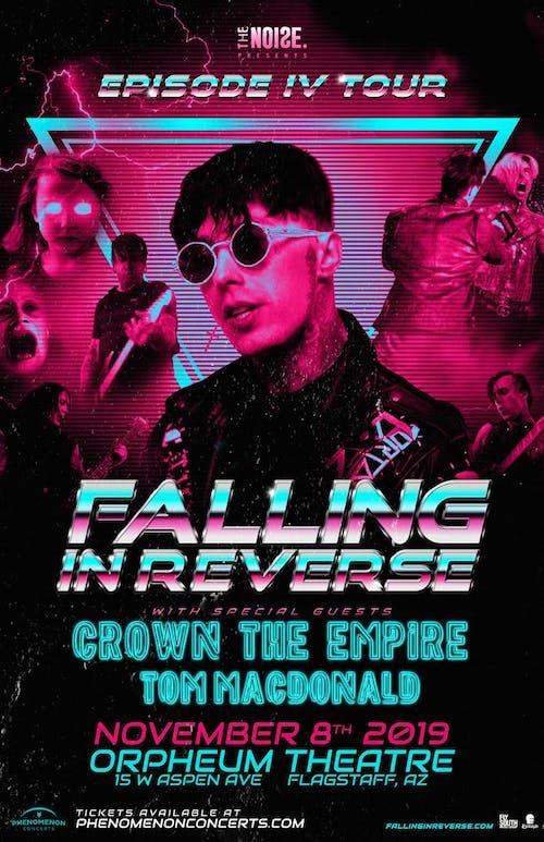 Falling In Reverse - Episode IV Tour