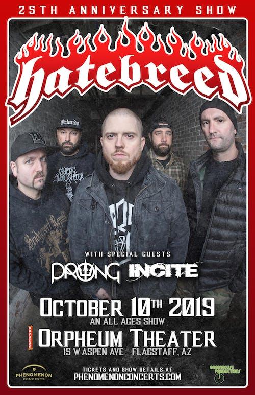 Hatebreed - 25th Anniversary Show