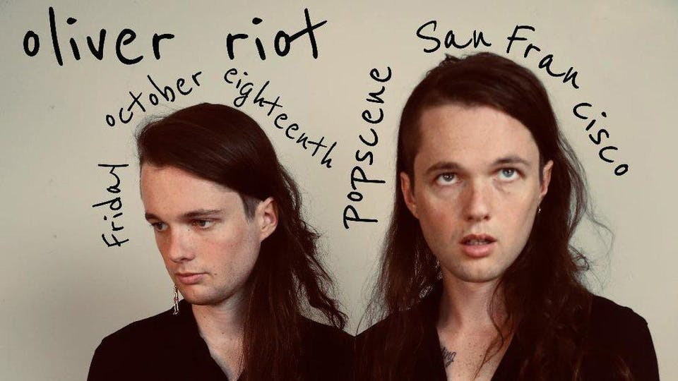 OLIVER RIOT with ALEC FERRIS  and DJ Aaron Axelsen