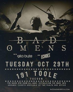Bad Omens @ 191 Toole