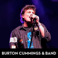 Burton Cummings Band