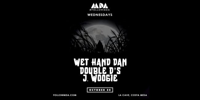 MDA Wednesdays Vampire Disco