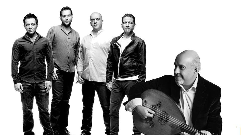 NY Gypsy All-Stars featuring Ara Dinkjian