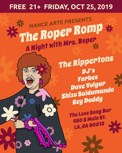 Roper Romp - A Night with Mrs. Roper