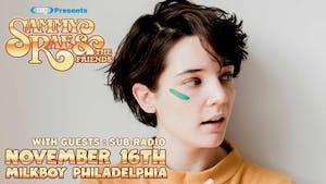 Sammy Rae & the Friends w/ Sub-Radio