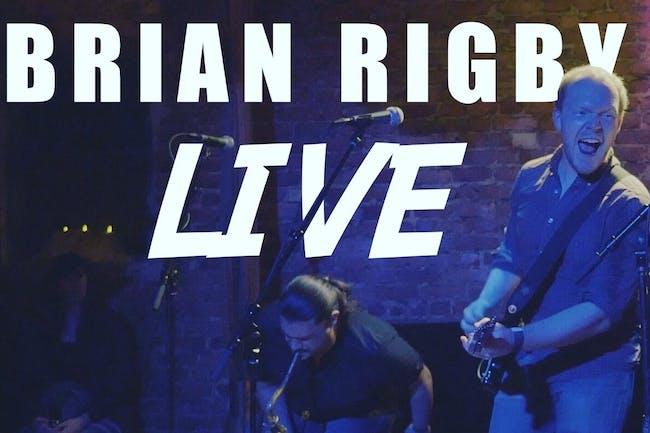 Lindsay Brockington, Brian Rigby Band, NYCGS Rock Band Showcase