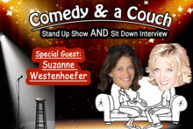 Comedy with Suzanne Westenhoefer and Jennie McNulty