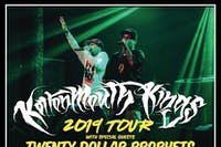 KOTTONMOUTH KINGS / DOWNFALL 2012 / FACEPLANT
