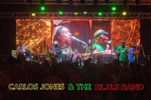 Carlos Jones and the P.L.U.S. Band /  The Robin Blake Sound Experiment