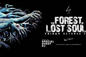 Up & Down - Forest of Lost Souls Halloween10/25
