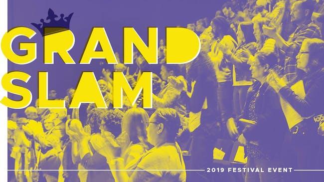First Person Arts Festival GrandSlam