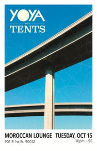 yOya / Tents