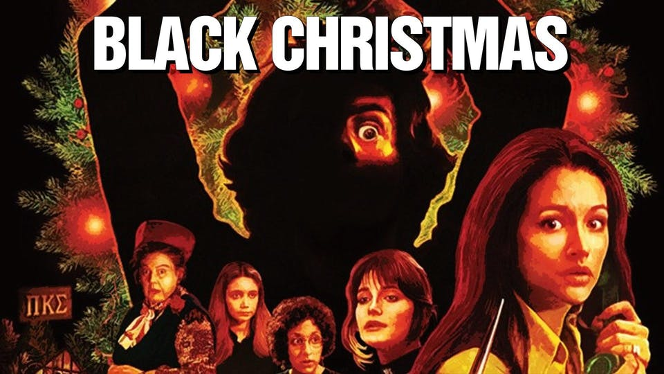 The Regent: 16mm screening of Bob Clark's BLACK  CHRISTMAS