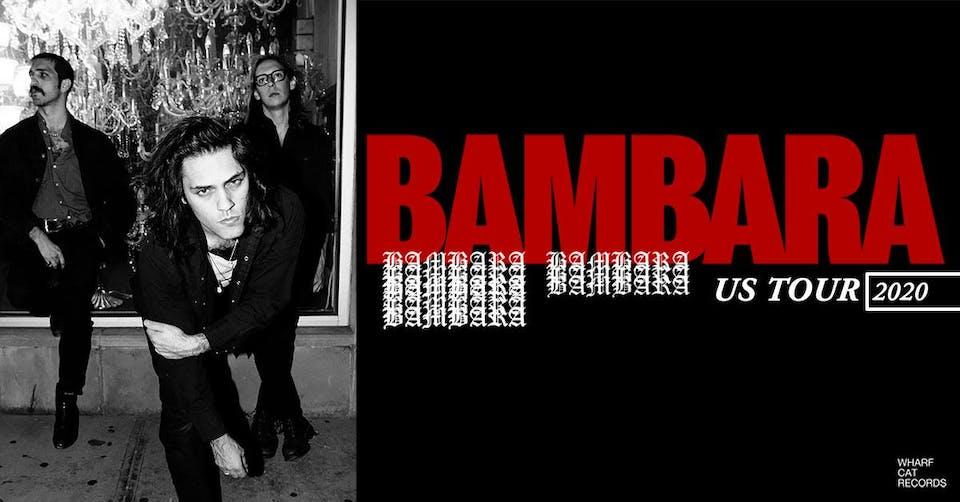 Bambara, Maxband, Knife Wife