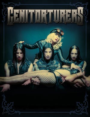 Genitorturers with Synthetic Nightmare and BarryWhite Hanson