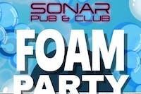Foam Cannon Party Saturday November 16th, doors 10pm!