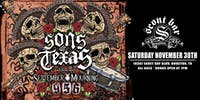 Sons of Texas w/September Mourning and More
