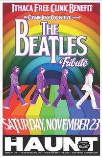 Ithaca Free Clinic Benefit Show: The Beatles Tribute