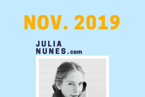 The Holidays CAN Be Fun with Julia Nunes - VIP